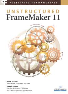 FrameMaker 11-Scripto Front Cover