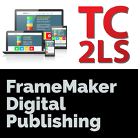 Easily create online and mobile output with the FrameMaker Digital Publishing course
