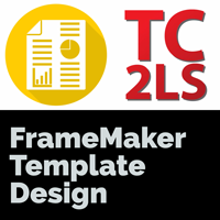 Let us help you develop your own custom top-notch FrameMaker template