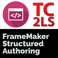 Learn to confidently work with FrameMaker using a structured content model